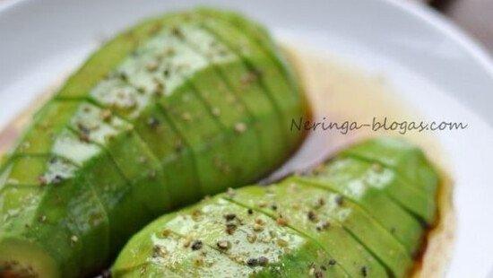 Самый простой способ приготовить авокадо Haas